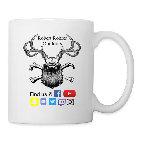 Robert Rohrer Mug - Coffee/Tea Mug