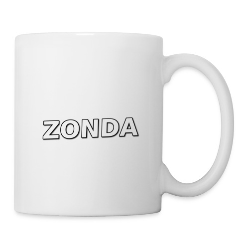 The Basic Zonda look - Coffee/Tea Mug