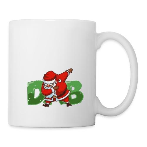 Dabbing Santa - Coffee/Tea Mug