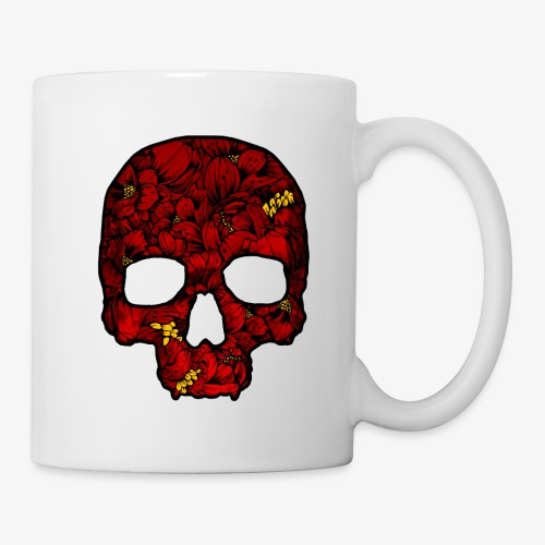 Red Skull - Coffee/Tea Mug