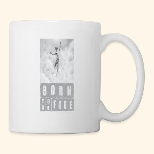 BORN TO BE FREE - Coffee/Tea Mug