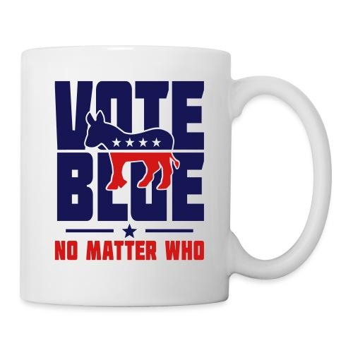 Vote Blue No Matter Who - Coffee/Tea Mug
