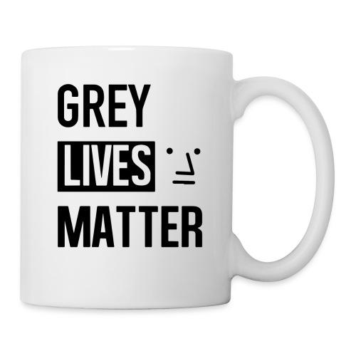 Grey Lives Matter - Coffee/Tea Mug