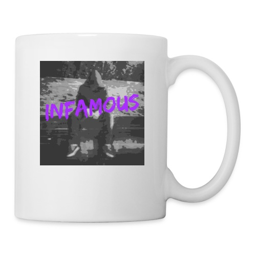Infamous Official Logo - Coffee/Tea Mug