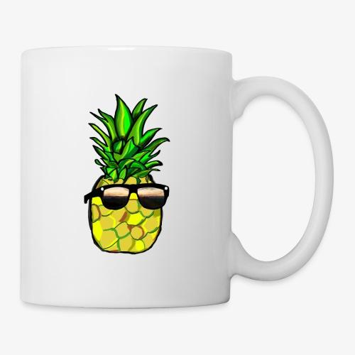 pineapple shirt - Coffee/Tea Mug