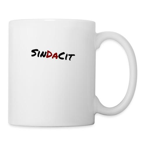 SinDaCit Text - Coffee/Tea Mug