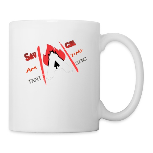 A-Game logo - Coffee/Tea Mug