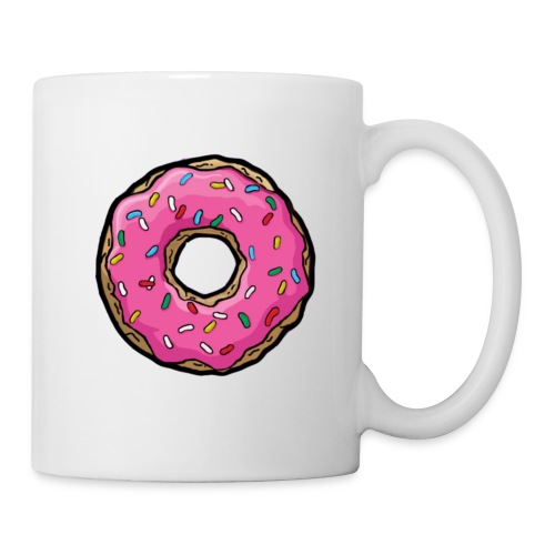 Donuts for Girls - Coffee/Tea Mug