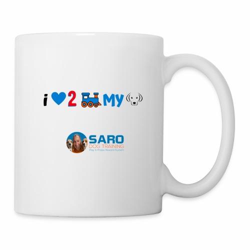I love to train my dog - Coffee/Tea Mug