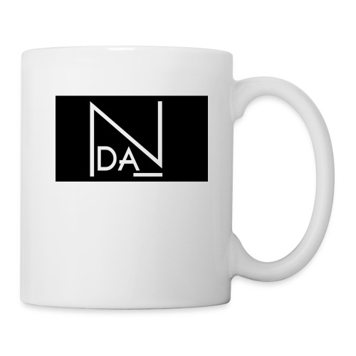 DAN Talent Group - BLACK BACK GROUND - Coffee/Tea Mug