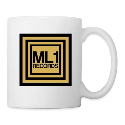 ML1 Records Logo - Coffee/Tea Mug