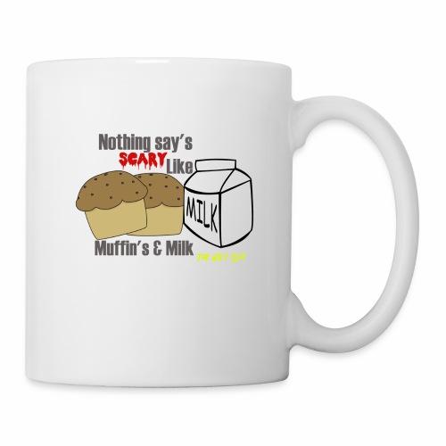 muffins & milk accessories - Coffee/Tea Mug