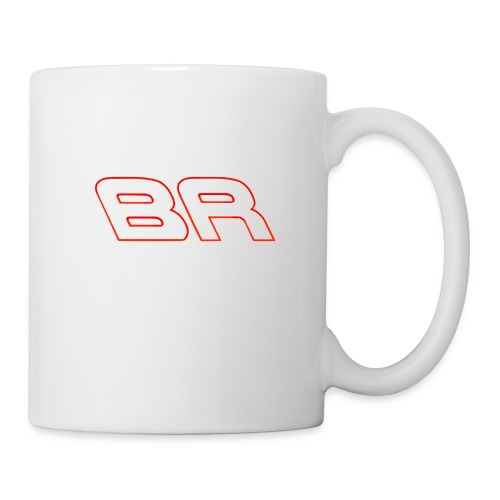 Billy Ricky Logo Tee - Coffee/Tea Mug