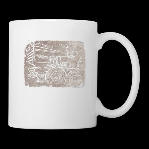 Mud Mower - Coffee/Tea Mug