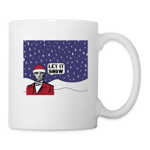 Let It Snow - Coffee/Tea Mug