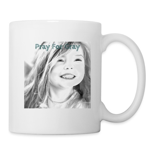 Pray For Gray Collection - Coffee/Tea Mug