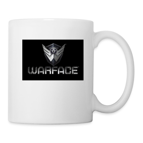 warface-logo - Coffee/Tea Mug