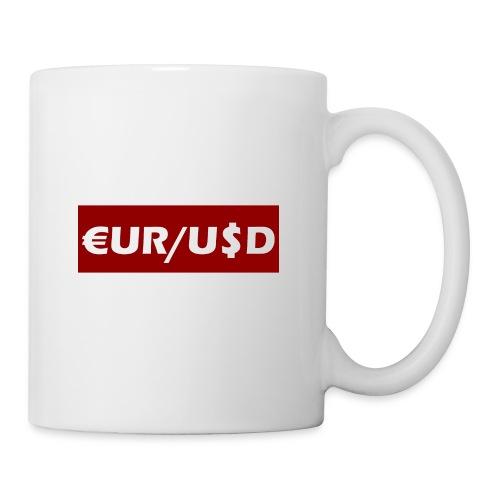 EUR/USD - Coffee/Tea Mug