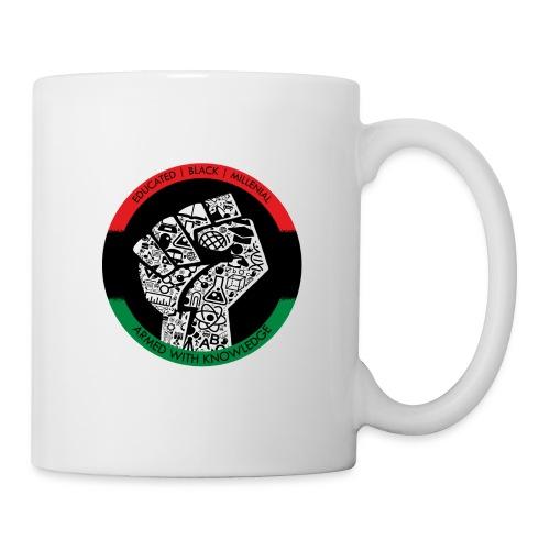 Educated Black Millennial - Coffee/Tea Mug
