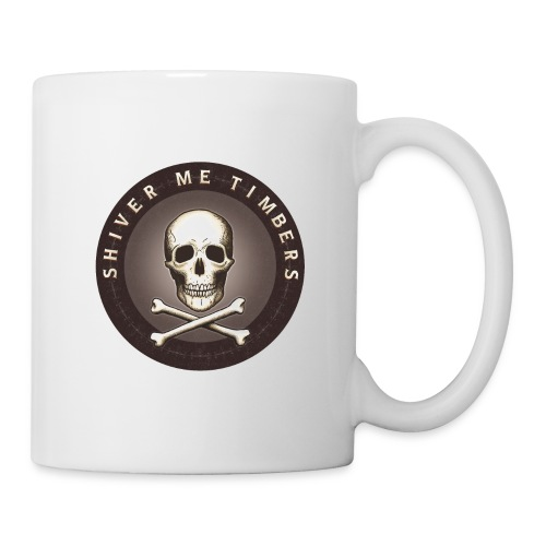 Shiver Me Timbers - Coffee/Tea Mug