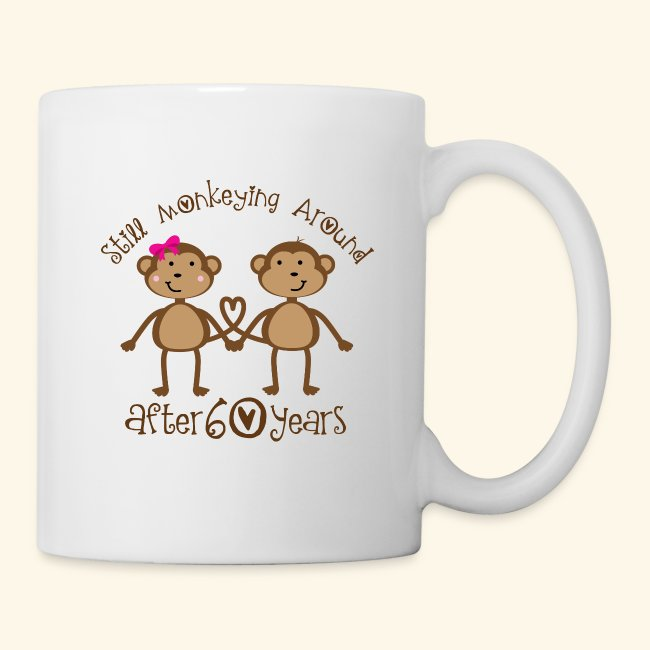 Funny 60th Wedding Anniversary Gift For