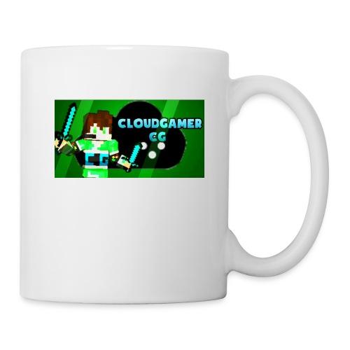 CloudGamer's Shirt (Baby) - Coffee/Tea Mug
