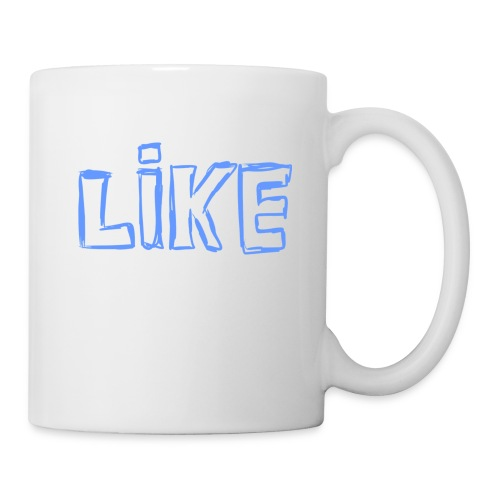 Like - Coffee/Tea Mug