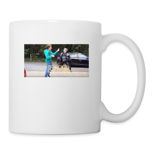 DTB Highfive - Coffee/Tea Mug