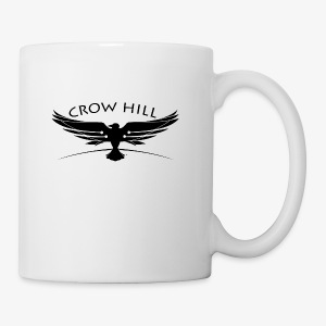 Crow Hill Band Black Logo - Coffee/Tea Mug
