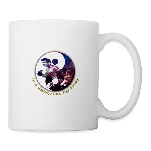Muhammad ali, Bruce lee,In a galaxy far, far Away - Coffee/Tea Mug