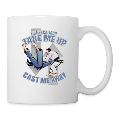 Like Excalibur - Coffee/Tea Mug