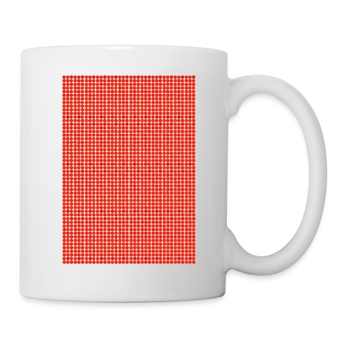 dots - Coffee/Tea Mug