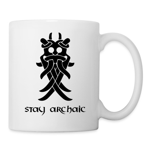 Odin's Mask - Coffee/Tea Mug