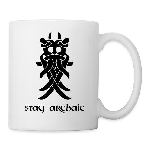 Odin's Mask - Coffee/Tea Mug
