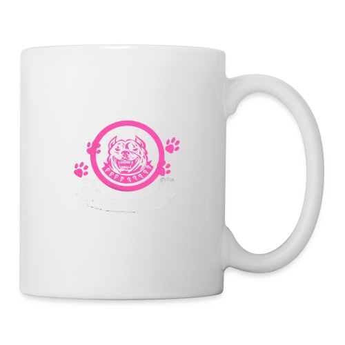pitbullmom - Coffee/Tea Mug