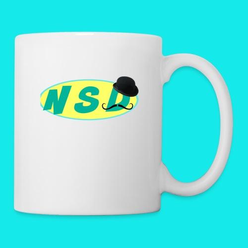 NotSoDapper logo - Coffee/Tea Mug