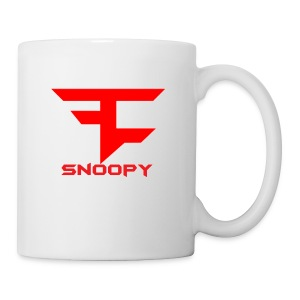 FaZe Snoopy phone cases and shirts - Coffee/Tea Mug