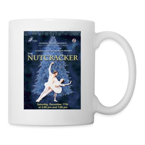 CBC Nutcracker Product - Coffee/Tea Mug