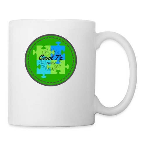 Coool T'z Green - Coffee/Tea Mug