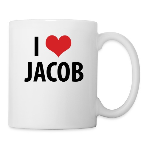 jj - Coffee/Tea Mug
