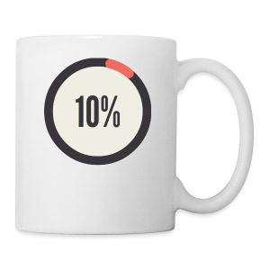 10% Album - Coffee/Tea Mug