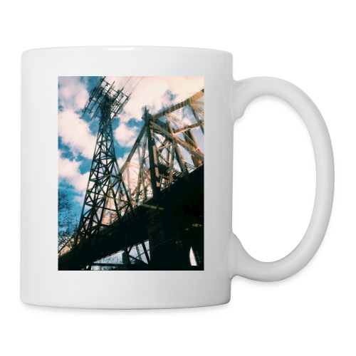 Ed Koch bridge - Coffee/Tea Mug