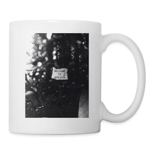 Welcome to Oregon - Coffee/Tea Mug