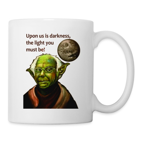 Yoda Bernie - Coffee/Tea Mug