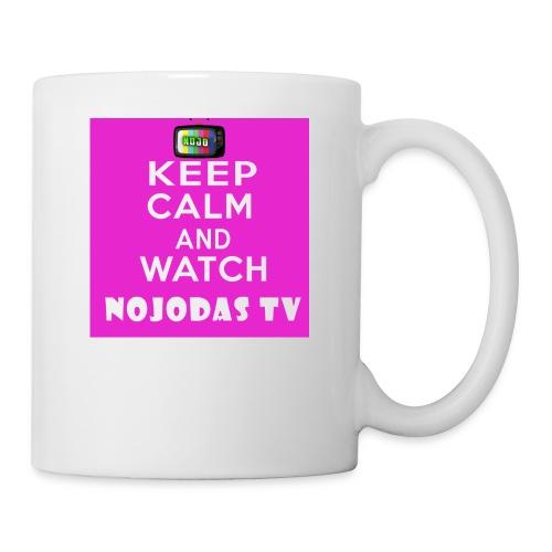 KEEP CALM AND WATCH NOJODAS TV - Coffee/Tea Mug