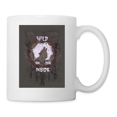 Wild-on-the-inside - Coffee/Tea Mug