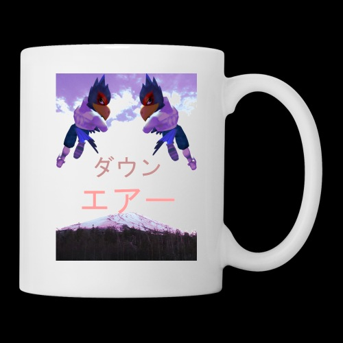 FALCO VAPORWAVE - Coffee/Tea Mug