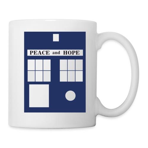 Peace and Hope - Coffee/Tea Mug