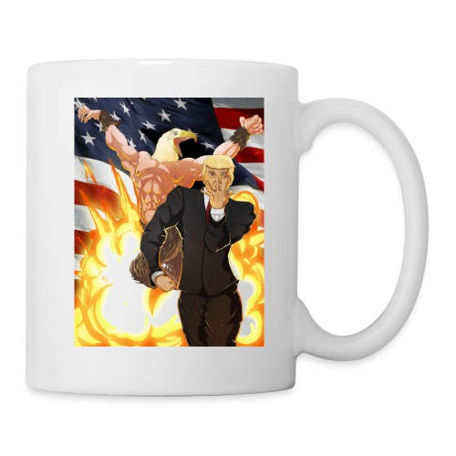 Trumps stand - Coffee/Tea Mug