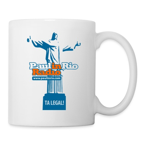 Paul in Rio Radio - The Thumbs up Corcovado #2 - Coffee/Tea Mug